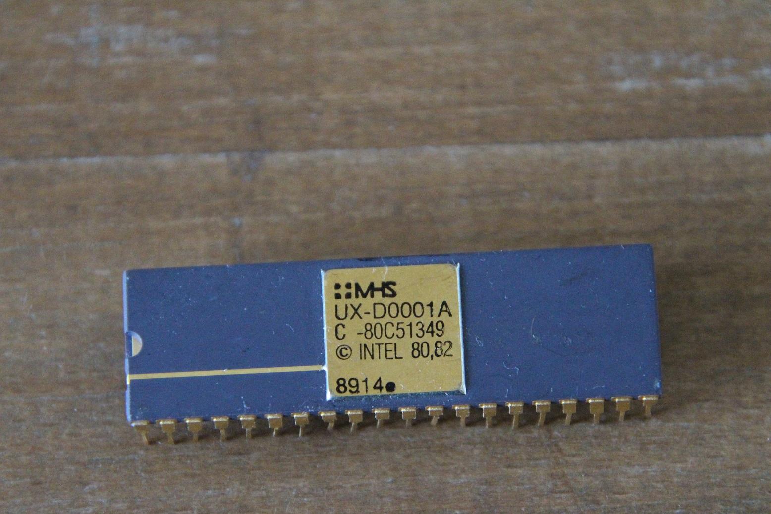 MHS UX-D0001A C -80C51349